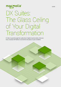DX Suites: The Glass Ceiling of Your Digital Transformation