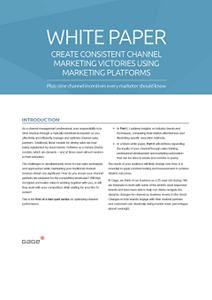 Create Consistent Channel Marketing Victories Using Marketing Platforms
