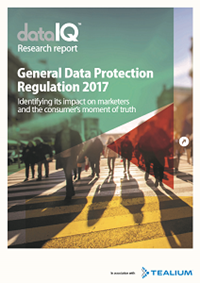 General Data Protection Regulation 2017