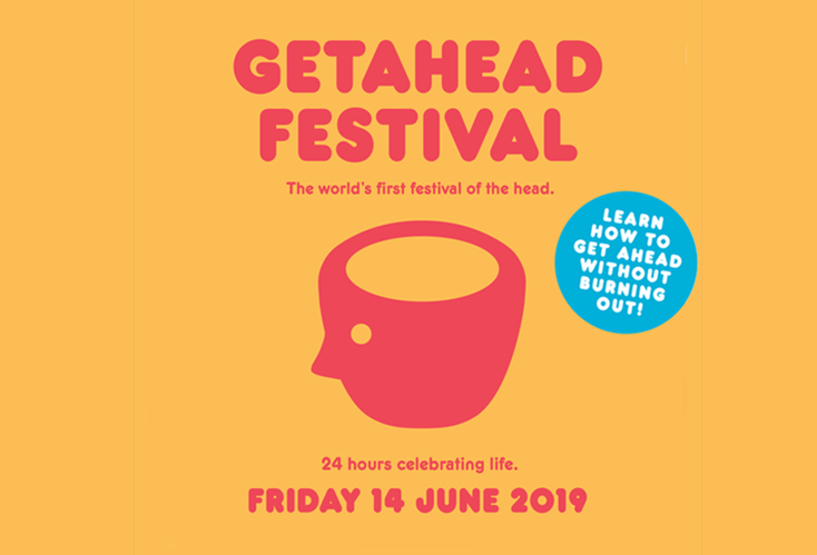 Getahead Festival - Get Ahead Without Burning Out