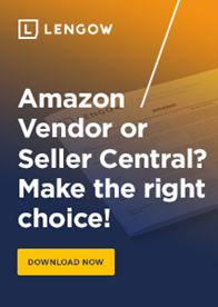 Amazon Vendor Central or Seller Central?