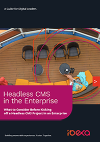 Headless CMS in the Enterprise