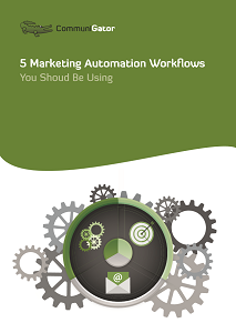 5 marketing automation workflows you should be using
