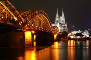 Is Cologne the epicentre for global advertising technology?