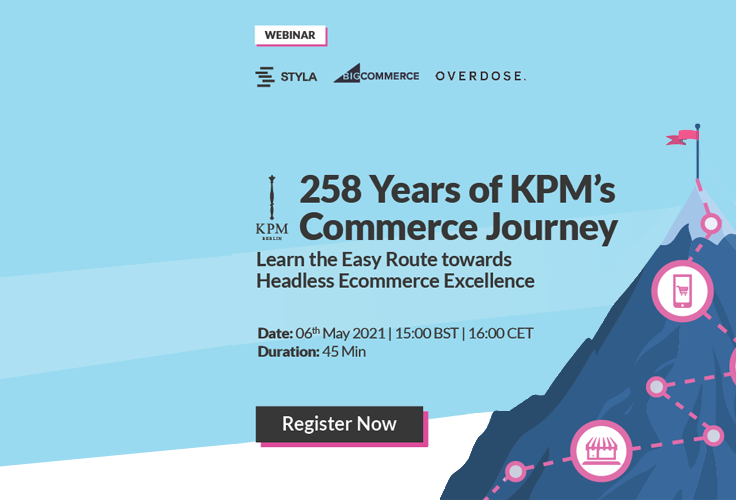 Engage and Convert: 258 Years of KPM's Commerce Journey