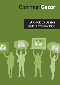 A back to back basics guide to email marketing