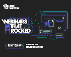 Webinars That Rocked 2020