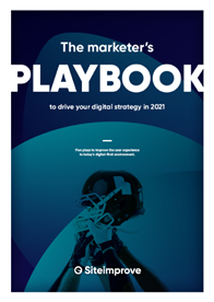 The Marketer's Playbook to Drive your Digital Strategy in 2021