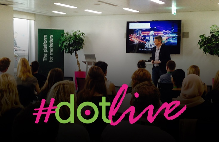dotlive: Track It & Smash It  - London
