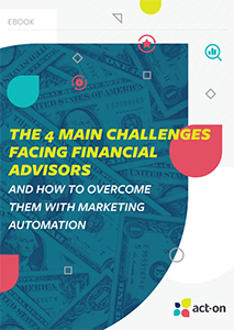 The Four Main Challenges Facing Financial Advisors