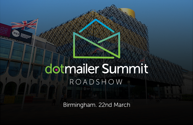 dotmailer Summit roadshow - Birmingham