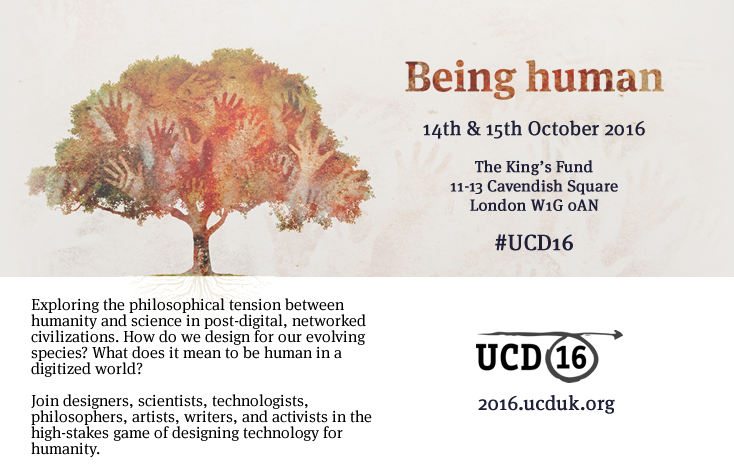 UCD 2016: Being Human - London