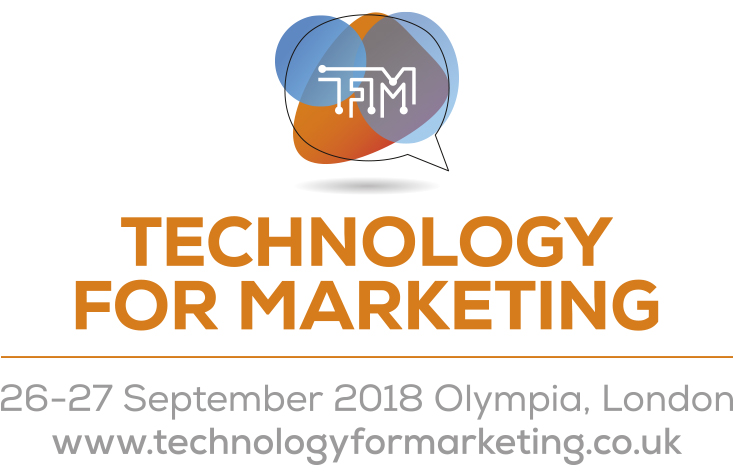 Technology for Marketing 2018