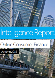 Intelligence Report: Online Consumer Finance