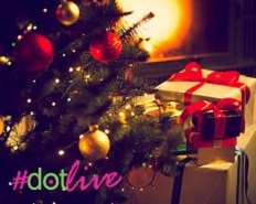 dotlive: Naughty or nice? Make sure you've checked your list twice!