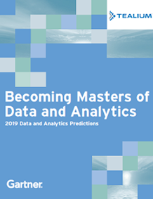 Becoming Masters of Data and Analytics: 2019 Data and Analytics Predictions
