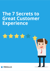 The 7 Secrets to Great Customer Experience