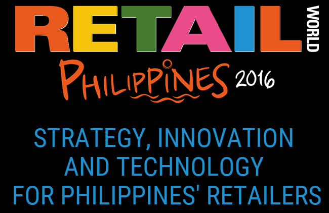 Retail World Philippines 2016 - Manila