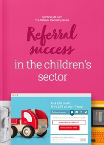 Guide to referrals in the children's sector