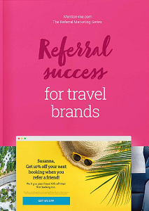 Guide to Referral in the Travel Sector