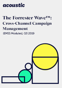 The Forrester Wave™: Cross-Channel Campaign Management (EMSS Modules), Q3 2019