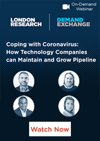 Coping with Coronavirus: How Technology Companies Can Maintain and Grow Pipeline - Watch Now