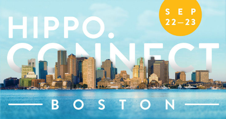 Hippo Connect 2016 - Boston