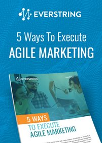 CHEATSHEET: 5 Ways to Execute Agile Marketing
