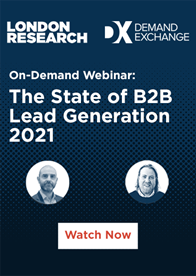 The State of B2B Lead Generation 2021: Watch Now