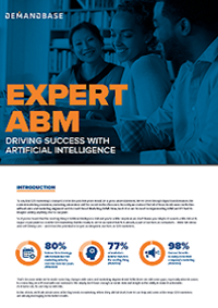 Expert ABM: Driving Success With Artificial Intelligence