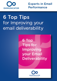 6 Top Tips for Improving your Email Deliverability
