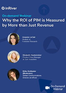 Why the ROI of PIM is Measured by More than Just Revenue