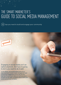 Smart Marketer's Guide to Social Media Management