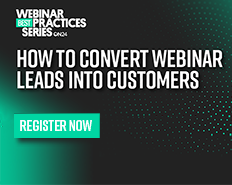 How to Convert Webinar Leads into Customers