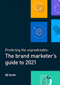 The Brand Marketer's Guide to 2021