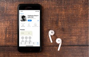 Clubhouse: Audio App as a New Social Network