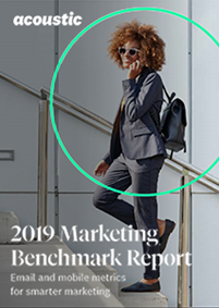 2019 Marketing Benchmark Report