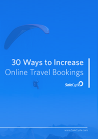 30 Ways to Increase Online Travel Bookings