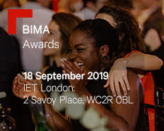 BIMA Awards Ceremony 2019
