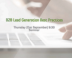 B2B Lead Generation Best Practices - Birmingham