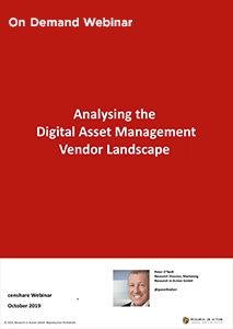 Analysing the Global Digital Asset Management Vendor Landscape