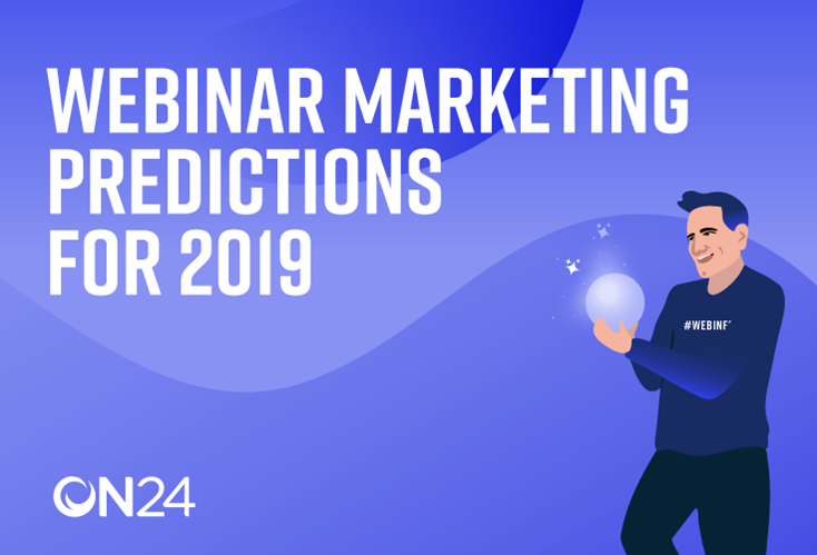 Webinar Marketing Predictions 2019
