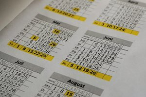 Part 2 - Tips For Social Media Calendar