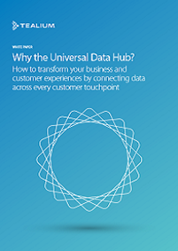 Why the Universal Data Hub?