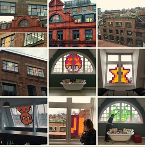 Rival Manchester Creative Agencies Wage Post-it Note War