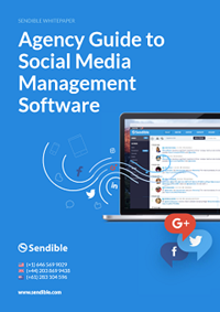 Agency Guide To Social Media Management Software