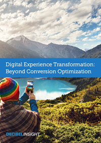 Achieving Digital Experience Transformation