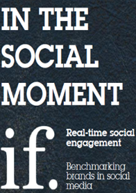 Real Time Social Media Engagement
