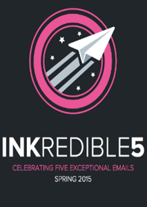 INKREDIBLE5 - Celebrating Five Exceptional Emails