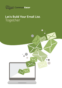 Let's Build Your Email List Together